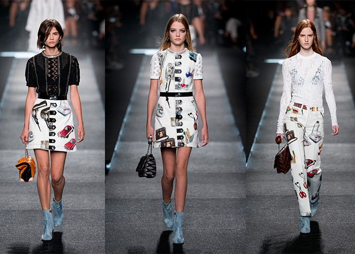 Louis Vuitton ready to wear spring summer 2015 paris 2