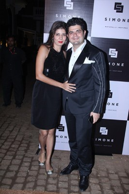 Manisha and Dabboo Ratnani
