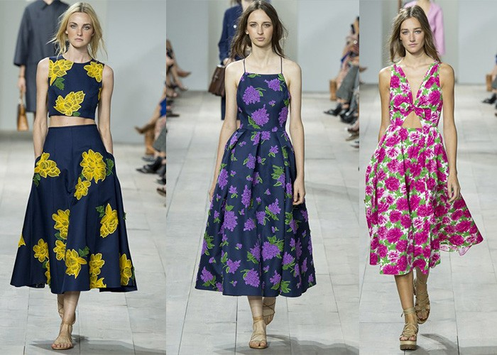 Michael Kors Spring Summer 2015 ready to wear new york fashion week 3
