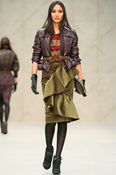 Burberry, Fashion