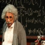 Naseeruddin Shah as Einstein for NCPA