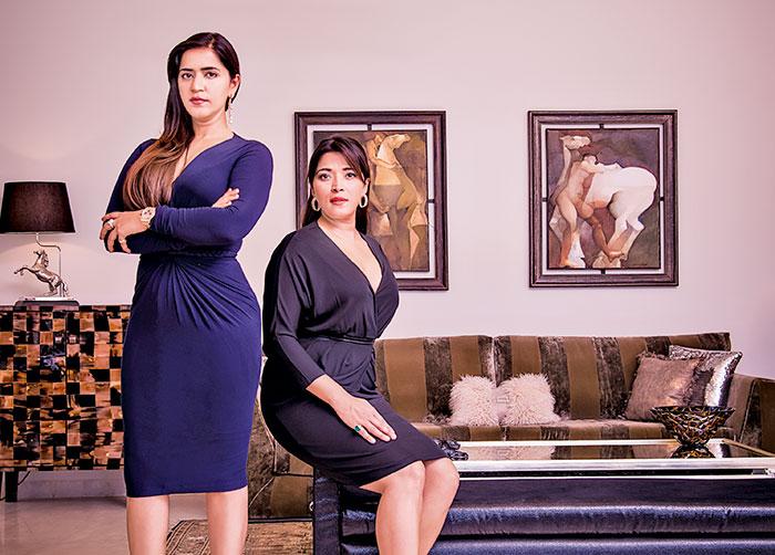 Rolly and Rajeeta-Gupta