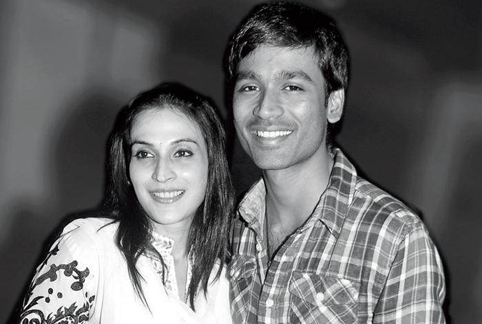 Aishwarya Dhanush, Dhanush