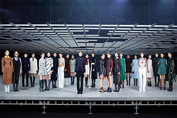 Esprit Dior Tokyo 2015 Japan Raf Simons