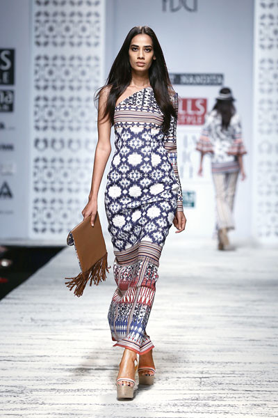 Hemant & Nandita, Wills Lifestyle India Fashion Week Spring/Summer 2015