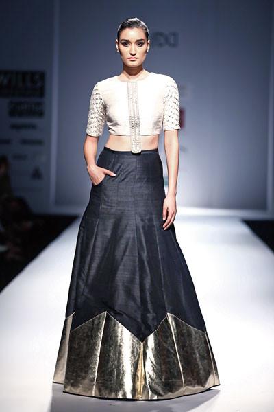 Payal Singhal, Wills Lifestyle India Fashion Week Spring/Summer 2015