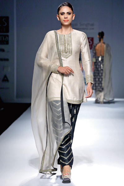 Payal Singhal, Wills Lifestyle India Fashion Week Spring/Summer 2015