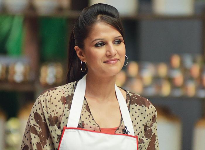 Shipra Khanna, MasterChef India