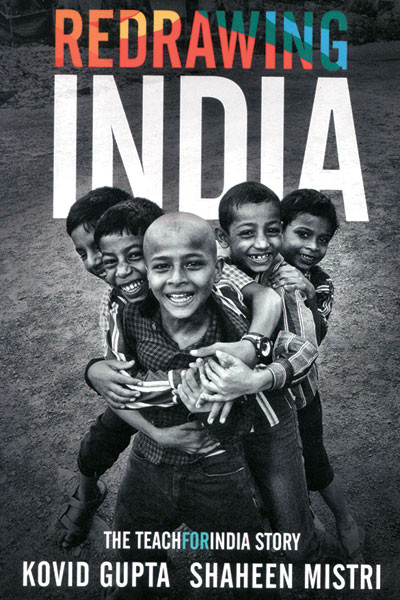 Redrawing India, Kovid Gupta And Shaheen Mistri, Random House India