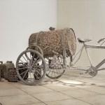 Kerosene Wagon by Valay Shende at Bhau Daji Lad Museum