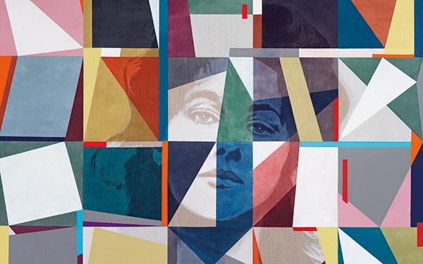 Islands and Chains, Berlin-based artist Matthias Bitzer, Galerie Isa, Otto Dix Prize