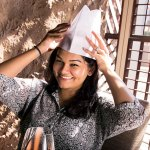 Dhwani Agarwal, chef from Masala Library by Jiggs Kalra, Mumbai