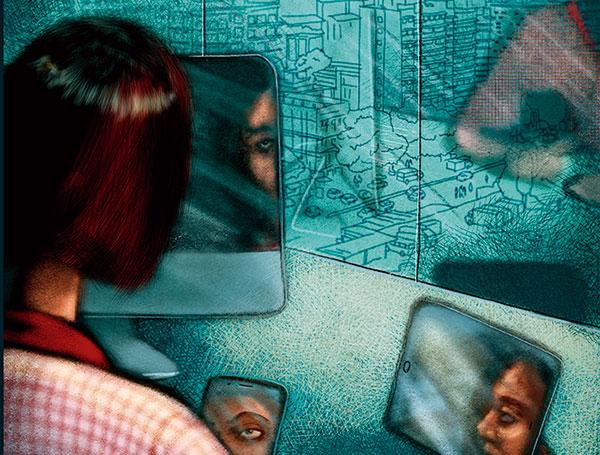 Fiction, modern-day love story by Author Amrita Chowdhury