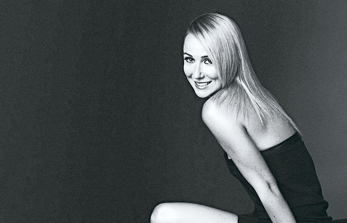 Frida Giannini, Italian fashion designer, Creative Director of the Italian fashion house Gucci