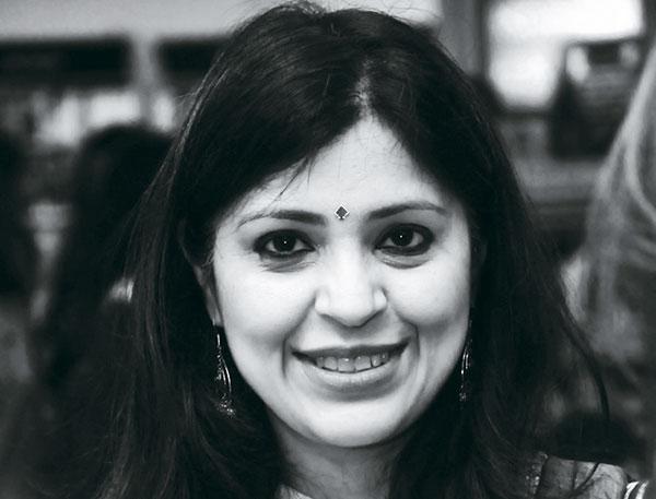Head of romance giant Harlequin India, Amrita Chowdhury, Breach