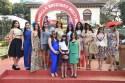 Ladies at the Poonawalla Multi Million Race - 22 Feb - Mahalaxmi Racecourse