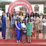 Ladies at the Poonawalla Multi Million Race - 22 Feb - Mahalaxmi Racecourse