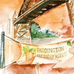 Sydney, Venus Pereira, The Bavarian Bier Cafe, York Street