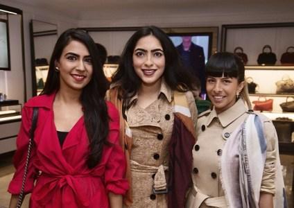 Divya Arora, Zoya Singh, Anushka Menon