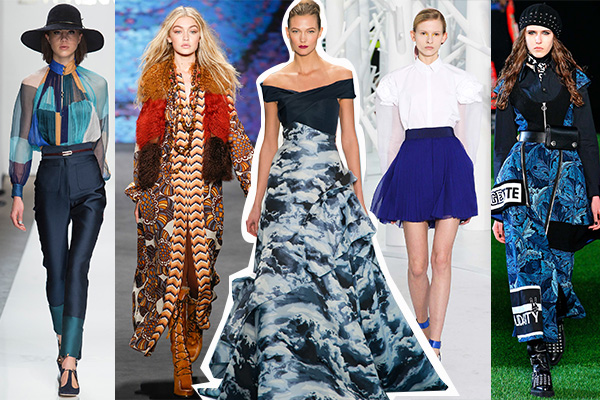 New york fashion week decoded reviews who wore what models