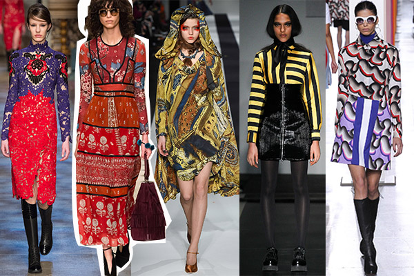 trend report for london fashion week fall winter 2015