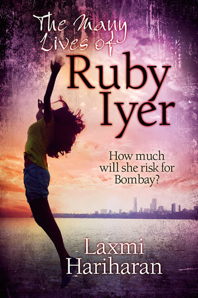 Laxmi Hariharan, Award-winning author, The Many Lives of Ruby Iyer, The Destiny of Shaitan