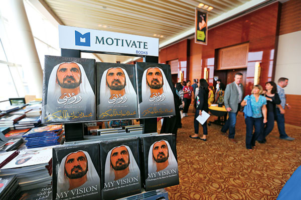 The Emirates Literature Festival, Dubai, Arabic literature