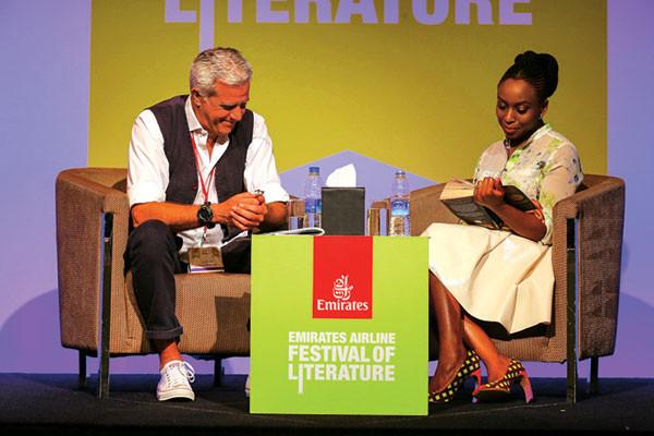 The Emirates Literature Festival, Dubai, Arabic literature