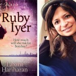 laxmi hariharan The many lives of ruby iyer