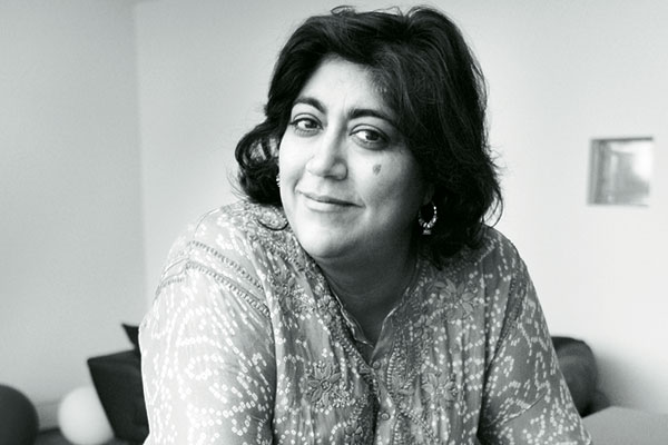 Gurinder Chadha, an iconic multiple award-winning filmmaker