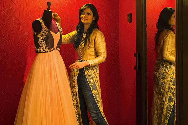Bhumika Shodhan, Fashion Designer, Louis Vuitton