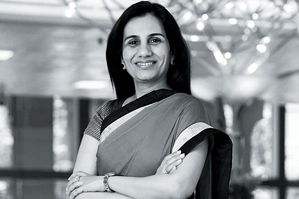 Chanda Kocchar, Managing Director and Chief Executive Officer of ICICI Bank