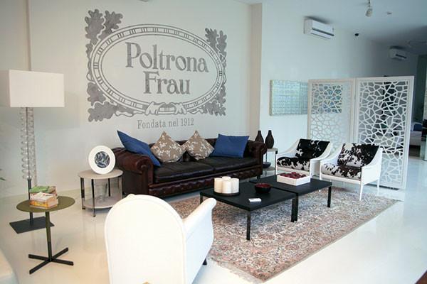 Poltrona Frau Design Center, Mumbai