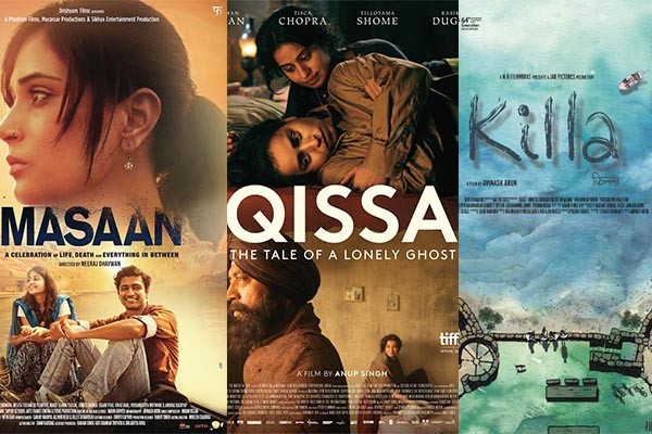 Indie Cinema India Killa Qissa Masaan