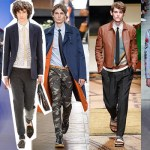 mens trend report 2016 spring summer men fashion week
