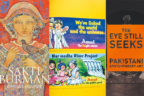 Art theme books Amul art book eyes that seek