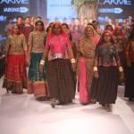 Lakme Fashion week 2015 winter festive anita dongre grassroots