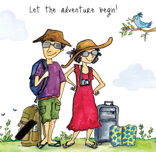 Illustration, Tanvi Bhat, travel, adventure, quiz