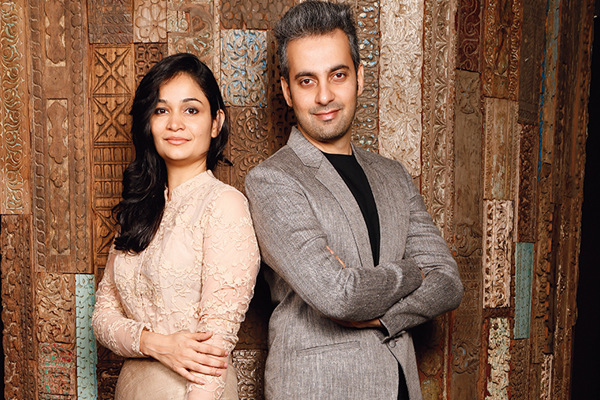 Bhumika and Shyamal Shodhan, Fashion Designers