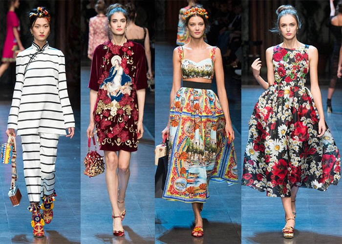 Dolce and Gabbana 4