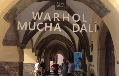 Prague Czech Republic Europe travel art museums