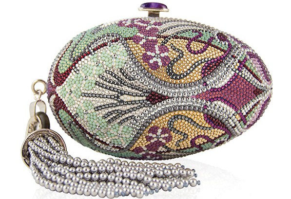 Judith Leiber, The Art Nouveau-influenced collection