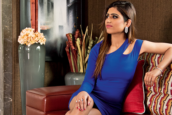 Vandana Jagwani, Creative Head of Mahesh Notandass Fine Jewellery