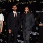 Bulgari showcase in Mumbai rocky S timekeepers