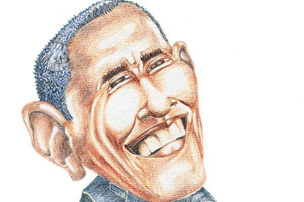 Anita Nair, Barack Obama