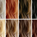coloured hair, hair care, copyright colour