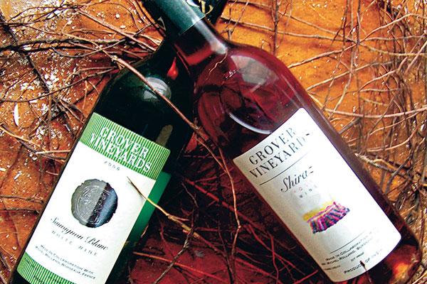 Grover Vineyards, Kanwal Grover