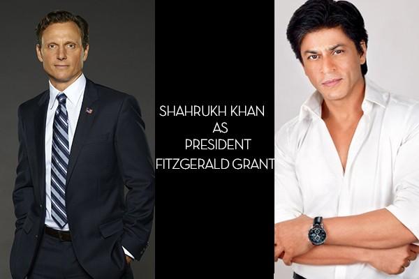 SRK as Fitz