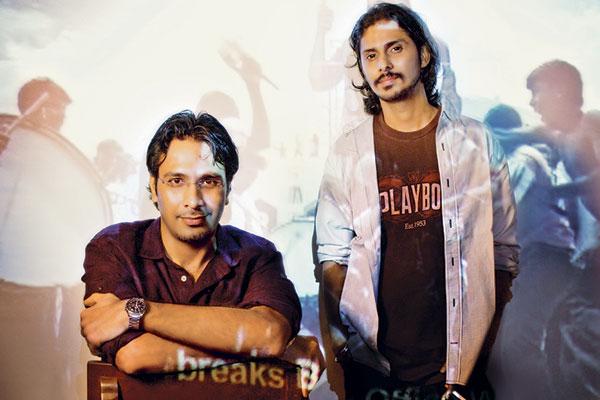 Vikram Kalra and Shashanka Chaturvedi, Cannes Gold Lion winners