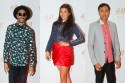 Celebs at the launch of H&M, New Delhi